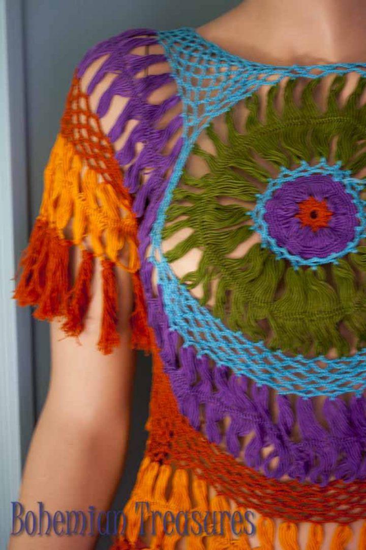 rainbowcolor top open