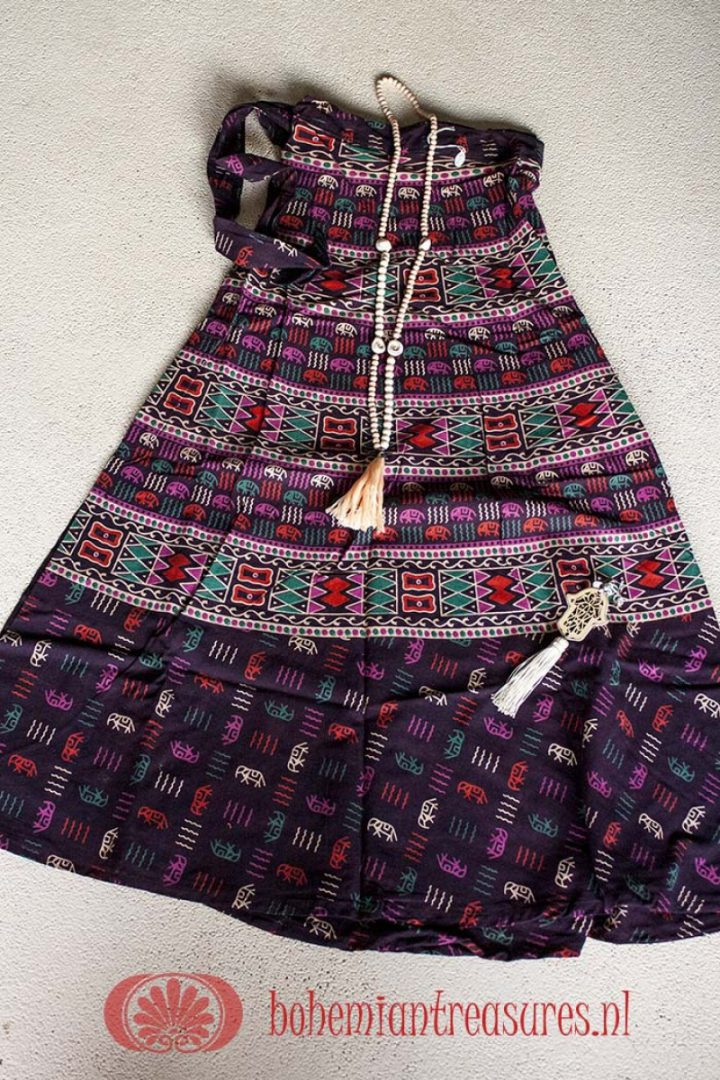 tribal paars