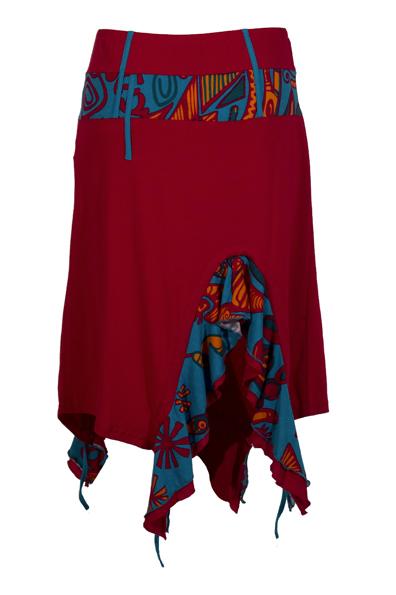 rok met strook rood