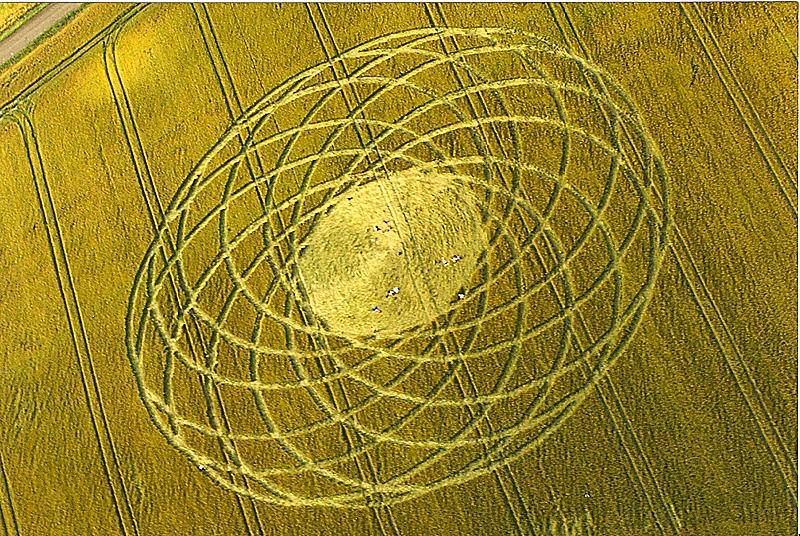 Cropcircle Tube Torus